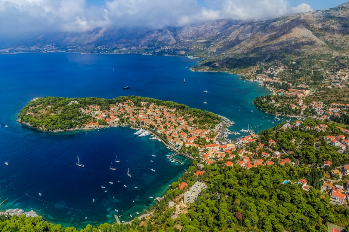 Cavtat - The Center of Konavle Region