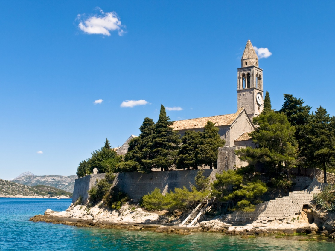 Lopud Island - Dubrovnik - hidden croatia holidays