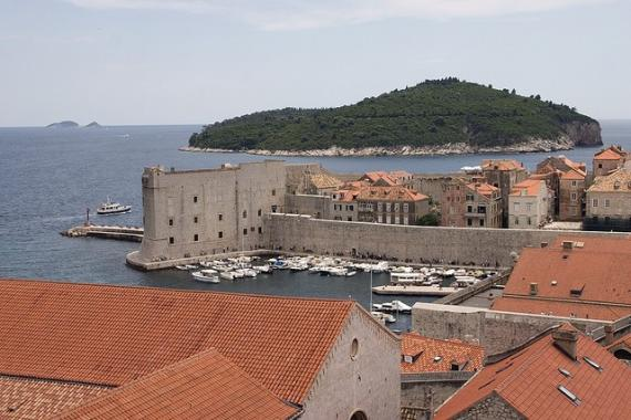 The Most Popular Sights of Dubrovnik